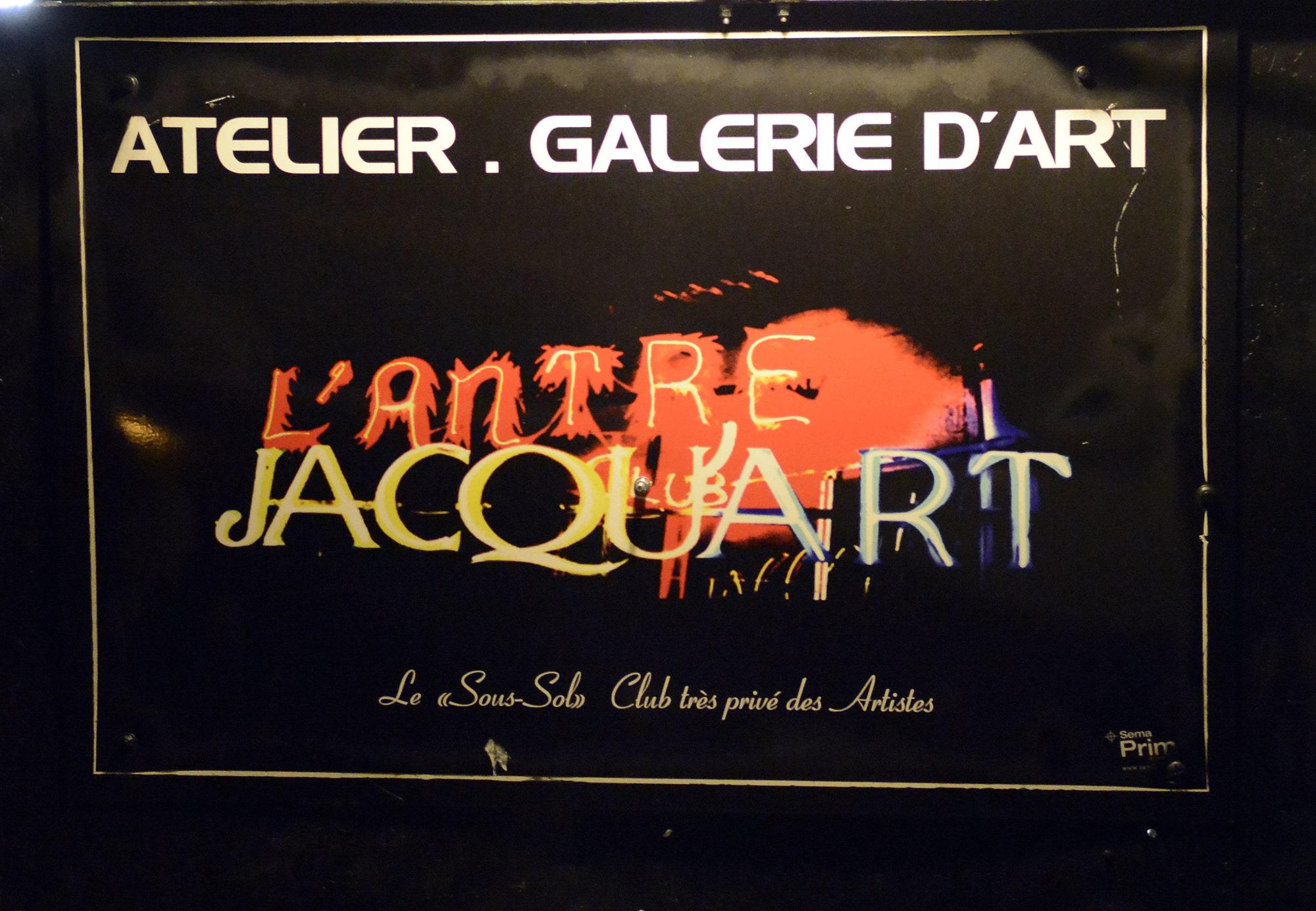 L'Antre du Jacquart