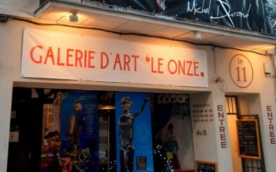 """Exhibition at the Art Gallery """"Le Onze"""""""
